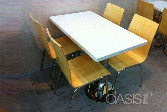 快餐桌椅热销的亮点有哪些