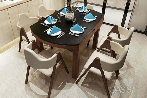 火锅桌椅定制