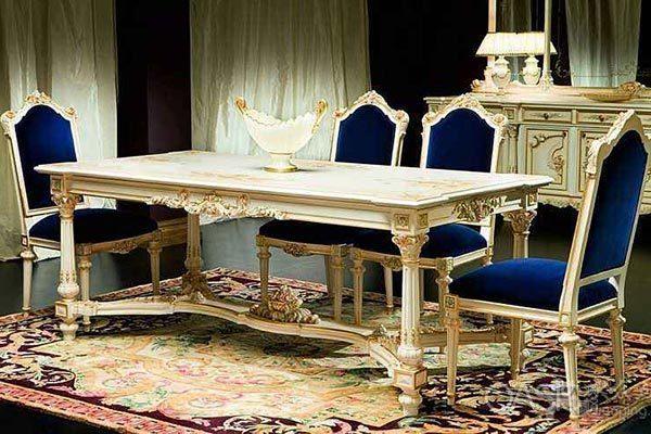 意大利餐厅桌椅的奢华美学