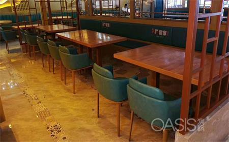 餐饮家具厂家定制餐厅家具,餐厅桌椅,餐桌椅都需要考虑哪些问题呢?