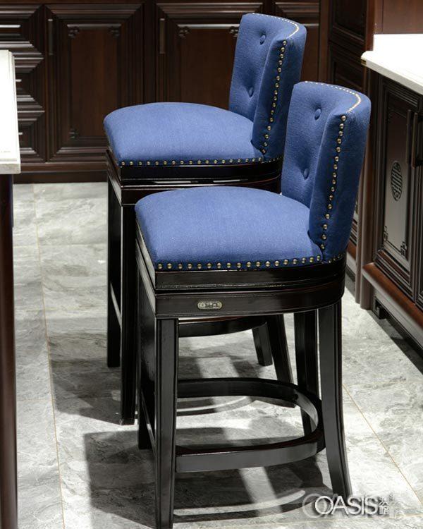 美式风格酒吧椅子工程案例