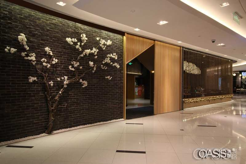 AA JIA日式风格餐厅-工程 ...