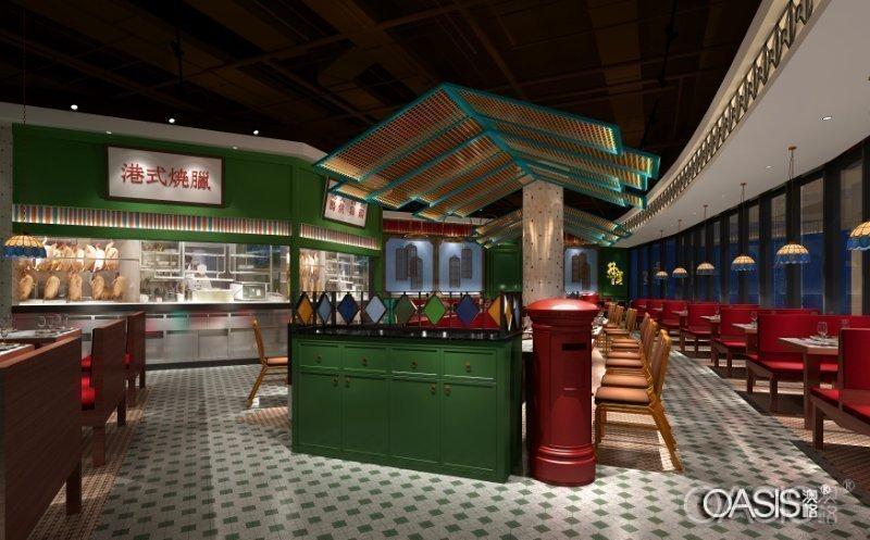 孖宝茶餐厅-工程案例