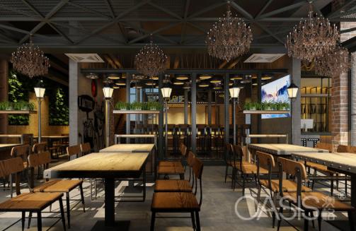 中餐厅设计要注意些什么?装修需要中餐厅家具吗?