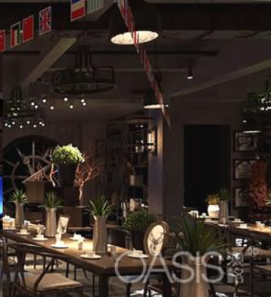 餐厅如何摆实木餐桌椅生活才有仪式感|餐饮家具