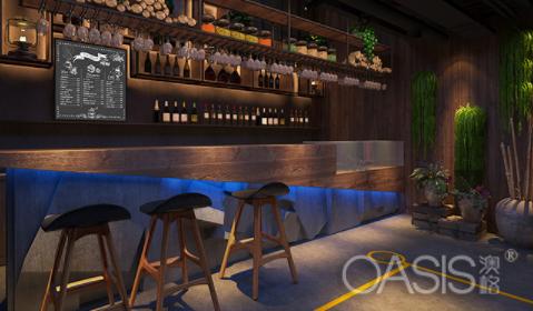 酒吧桌椅选择方法你知道哪些|澳格餐饮家具