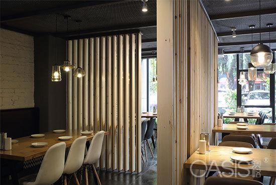 西餐厅桌椅定制的优势你知晓哪些 餐饮家具