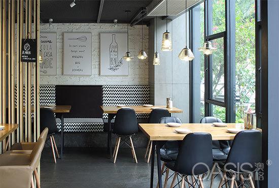 五种餐桌椅款式风格你知晓吗|餐饮家具
