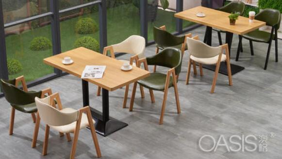 实木餐桌餐椅定制有哪些方式|澳格餐饮家具