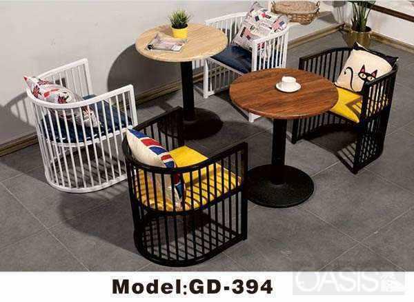 咖啡厅家具注重的细节流程|餐饮家具