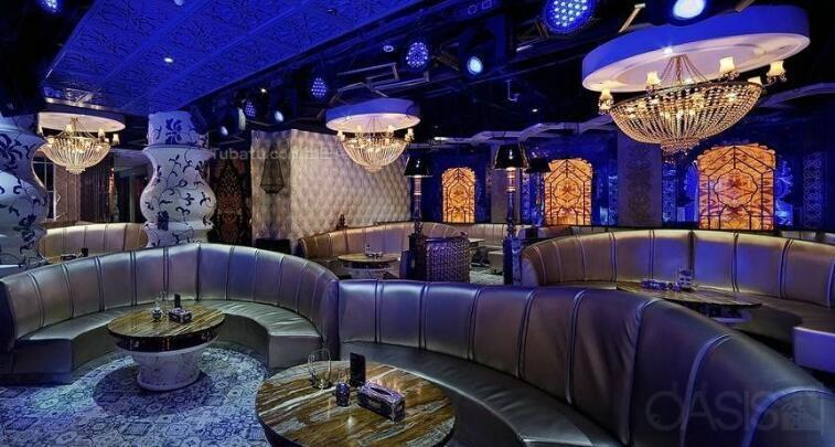 酒吧卡座沙发尺寸标准是多少你知晓吗|餐饮家具