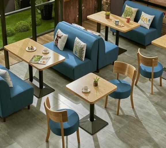 港式茶餐厅桌椅选择有什么讲究|餐饮家具
