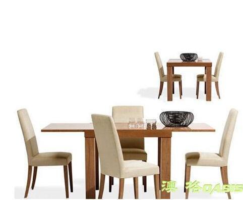 餐厅档次和餐桌选择息息相关 餐饮家具