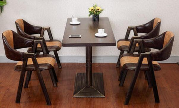 实木家具厂家为你解析实木桌椅的优势 餐饮家具