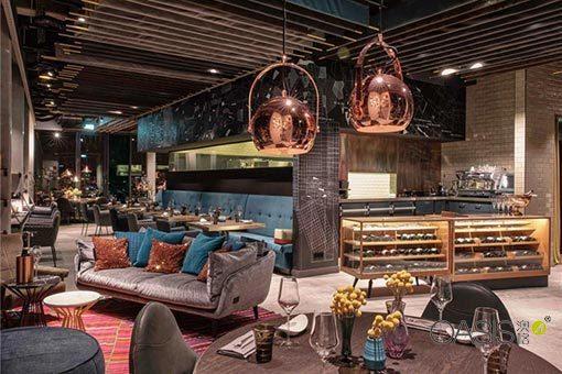 餐厅卡座沙发与酒吧沙发卡座各有哪些特点