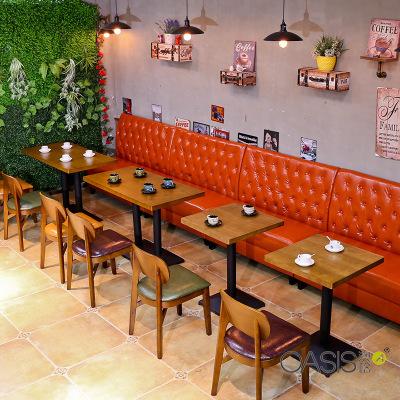 西餐厅卡座沙发如何选购?需要把握哪些关键点?