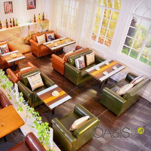咖啡厅桌椅设计需要具备什么样技术 餐饮家具