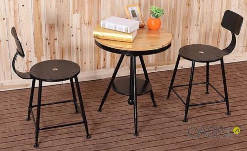 饮品店餐桌椅定制注意环境标准|餐饮家具