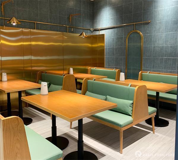 咖啡厅设计空间布局桌椅搭配该怎么做?
