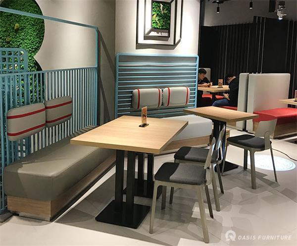 咖啡厅设计桌椅如何调整空间布局?
