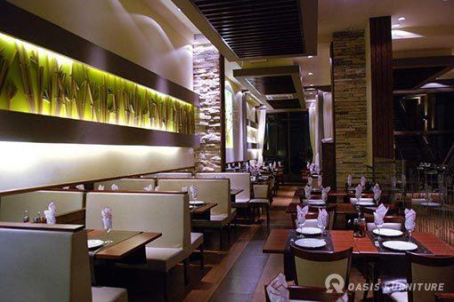 西餐厅家具风格怎么选?餐饮桌椅如何搭配