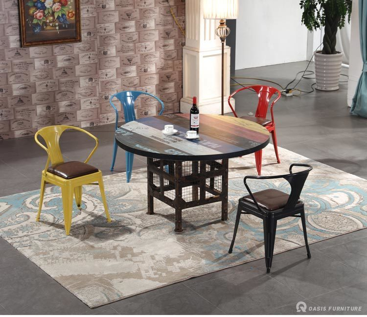 餐馆桌椅尺寸多少比较好?餐饮家具定制厂家