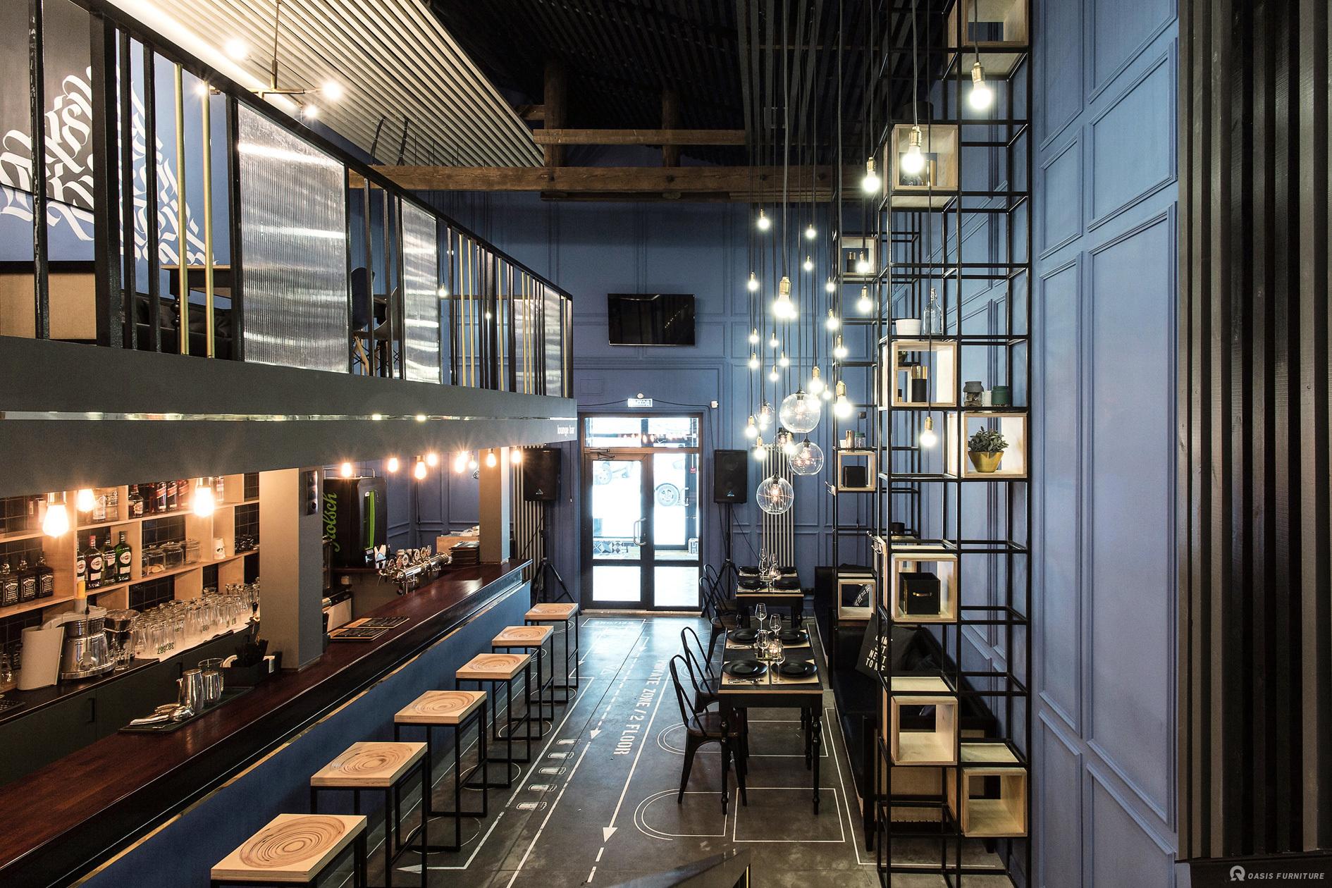 酒吧家具沙发尺寸的定义是什么?