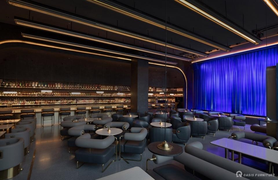 酒吧ktv装修设计如何选购桌椅沙发