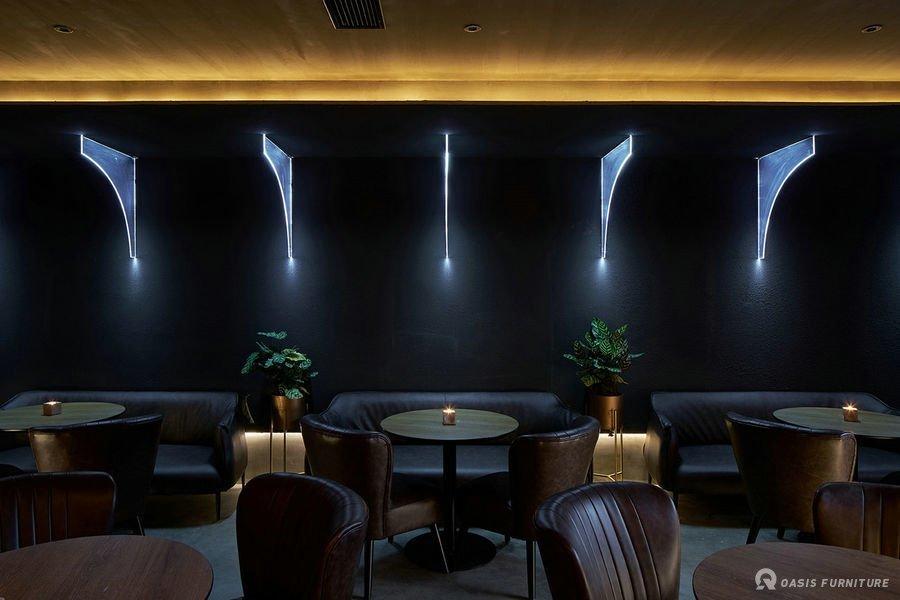 酒吧装修如何定制酒吧桌椅布局