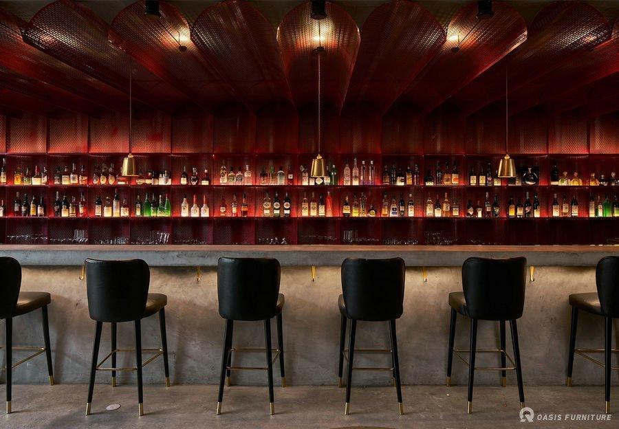 西安酒吧家具厂家如何选择桌椅沙发美观