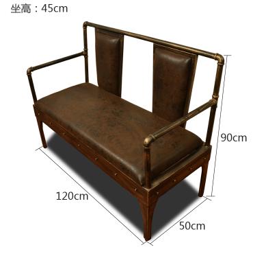中餐厅和火锅店卡座沙发常规尺寸|餐饮家具