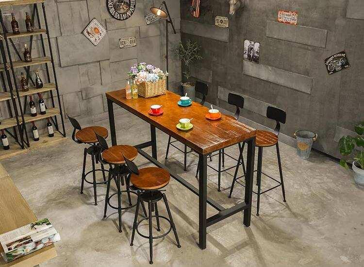 酒吧茶几快餐店桌子_快餐桌KCZ_1
