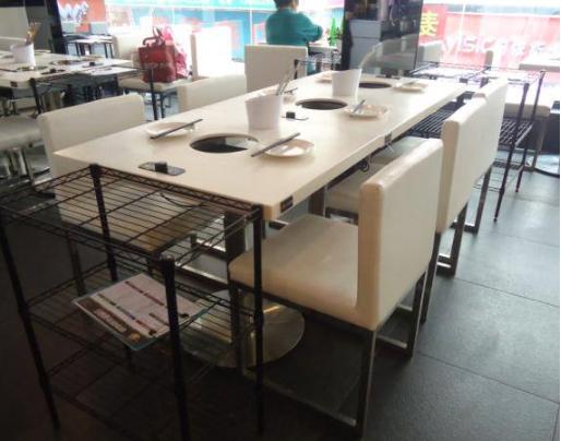 火锅店桌椅7