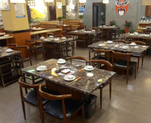 火锅店桌椅4