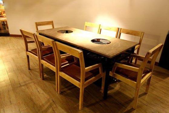 火锅店桌椅5