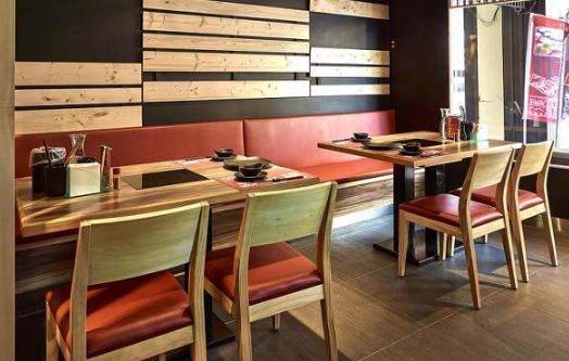 火锅店桌椅3