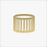 澳格选用铝材的氧化膜一般10个厚