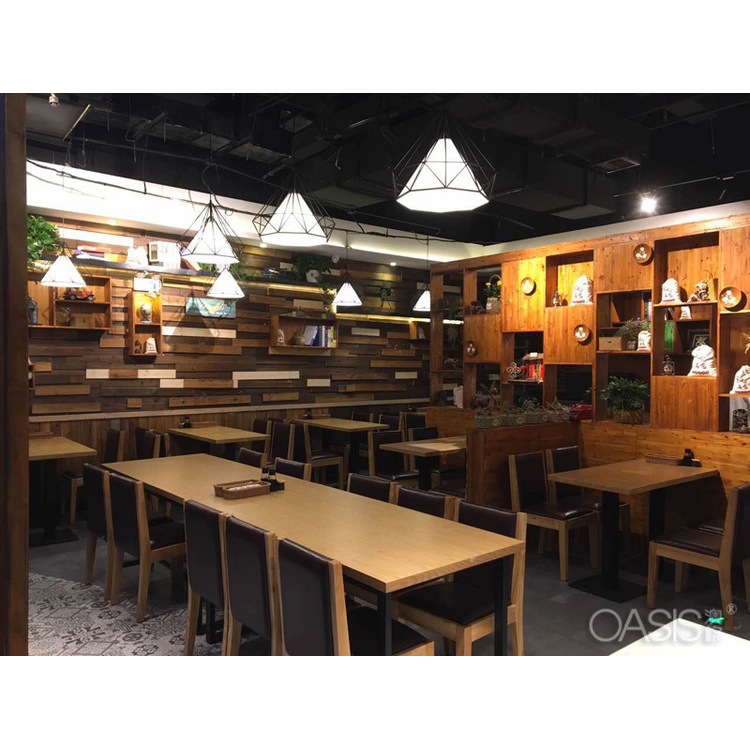 ktv家具餐厅桌椅款式13