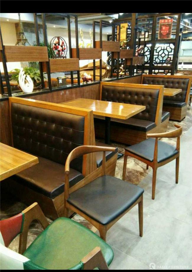 餐厅家具板式卡座沙发优点和缺点有哪些?